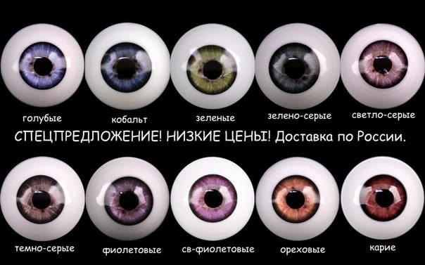 Стеклянный глаз своими руками