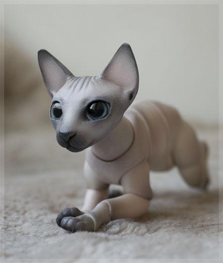 Печатный кот