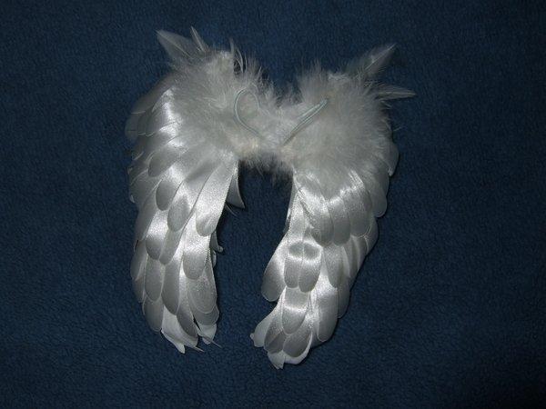 Как кукле сделать крылья ангела своими руками