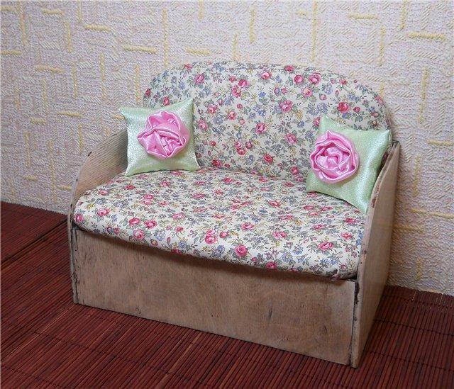 Сделать диван для ребенка своими руками 46