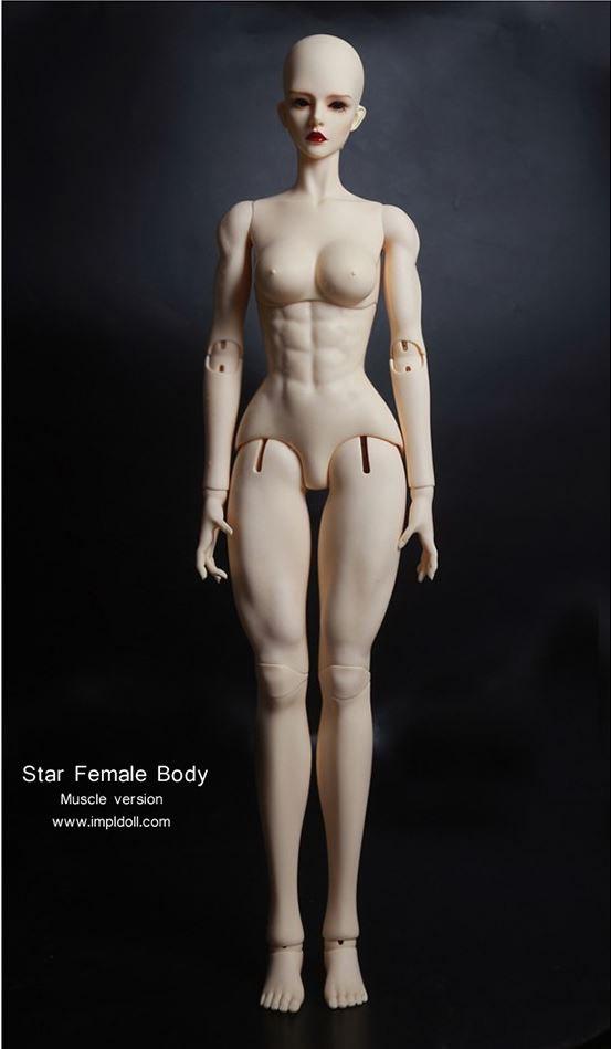 Уменя мускулистое женское тело фото 783-203