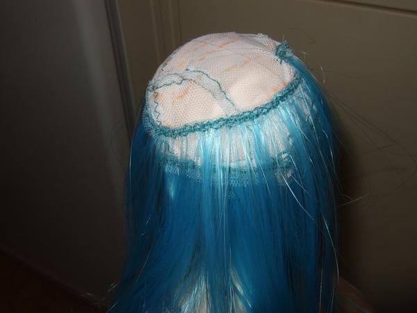 Делаем парик в домашних условиях